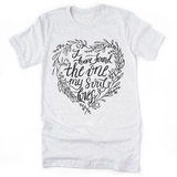 The One My Soul Loves | Unisex Jersey Tee