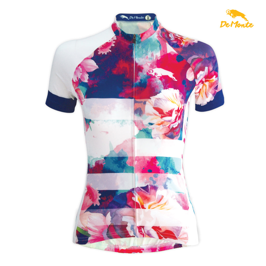 THE FLOWERS JERSEY WOMEN'S