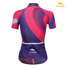 Load image into Gallery viewer, VIOLET WAVE JERSEY WOMEN'S