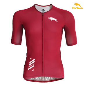 MEN'S CHERRY RED JERSEY