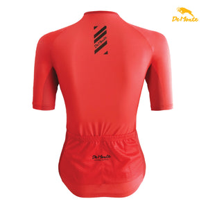 WOMEN'S CORAL JERSEY