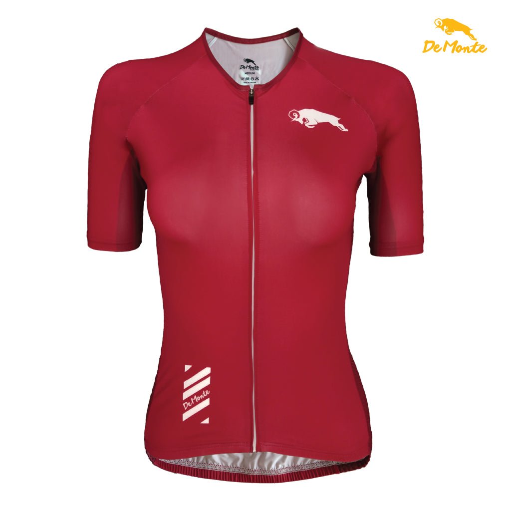 WOMEN'S CHEERY RED JERSEY