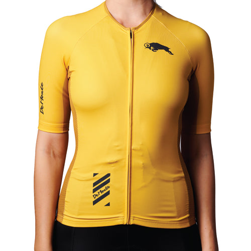 WOMEN'S YELLOW JERSEY