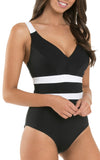 Jets Classique Black & White Underwire One Piece J10522D, One Piece, [Shop_name]