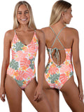 Finch Jungle Jive Plunge One Piece M185, One Piece, [Shop_name]