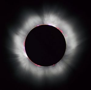 Solar Eclipse coming – glasses gone!