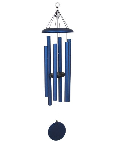 Corinthian Bells 36 Inch Midnight Blue Windchimes