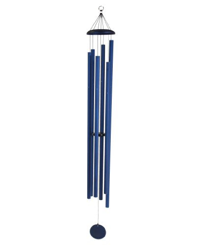 Corinthian Bells 74 inch Windchime Midnight
