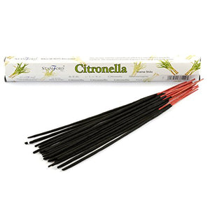 HEM Citronella 20 Stick Hex Tube Incense