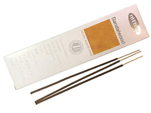 Nitiraj Premium SANDALWOOD Natural Incense