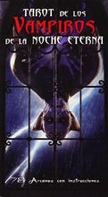Load image into Gallery viewer, Vampires Tarot Eternal Night