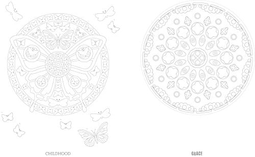Color Yourself Mindfulness Mandalas Coloring