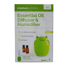 Load image into Gallery viewer, Greenair Essential Oil Diffuser Creature Comfort Frog