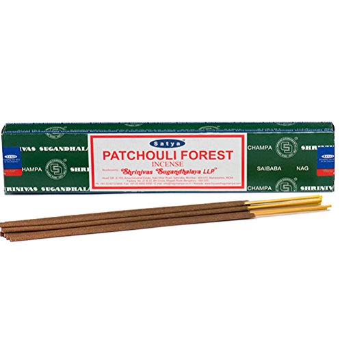 Satya Patchouli Forest Champa Pack