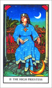 Connolly Tarot Deck Eileen