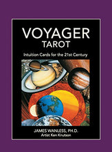Load image into Gallery viewer, Voyager Tarot Intuition Cards Century