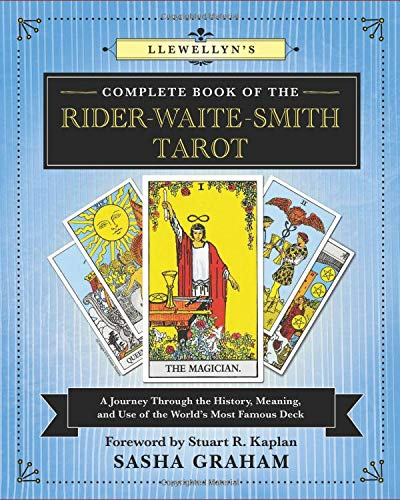 Llewellyns Complete Book Rider Waite Smith Tarot
