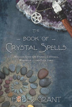 Load image into Gallery viewer, Book Crystal Spells Crystals Minerals