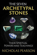 Load image into Gallery viewer, Seven Archetypal Stones Spiritual Teachings