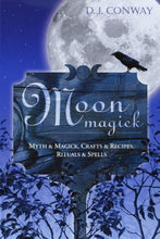 Load image into Gallery viewer, Moon Magick Recipes Llewellyns Practical