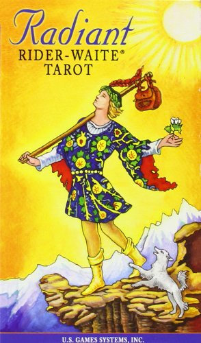 Radiant Rider Waite Tarot Games Systems