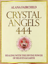 Load image into Gallery viewer, Crystal Angels 444 Healing Divine