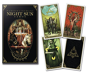 Night Sun Tarot Fabio Listrani