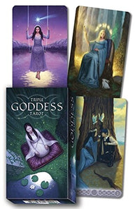 Triple Goddess Tarot Jaymi Elford