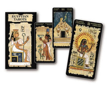 Load image into Gallery viewer, Egyptian Tarot Deck Lo Scarabeo