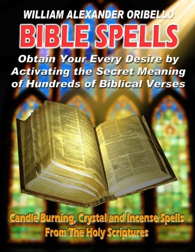 BIBLE SPELLS Activating Hundreds Biblical