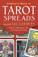 Load image into Gallery viewer, Complete Tarot Spreads Evelin Burger
