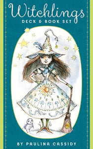 Witchlings Deck Book Paulina Cassidy