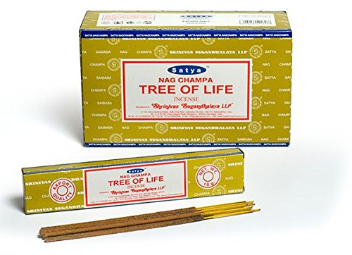 Satya Tree of Life Incense Agarbatti Quality