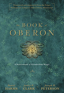 Book Oberon Sourcebook Elizabethan Magic