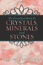 Load image into Gallery viewer, Essential Guide Crystals Minerals Stones