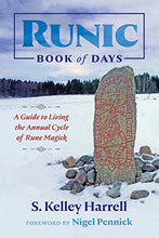 Load image into Gallery viewer, Runic Book Days Living Annual