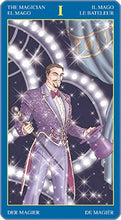 Load image into Gallery viewer, Gay Tarot English Spanish Bursten