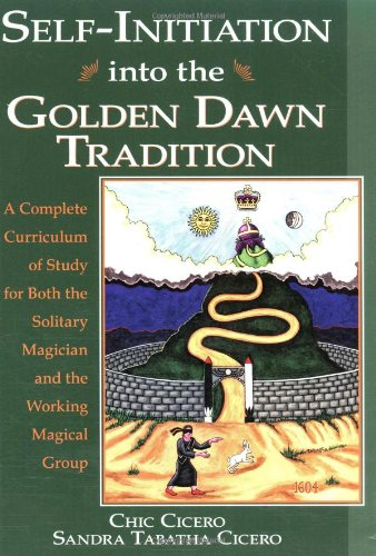 Self Initiation Into Golden Dawn Tradition