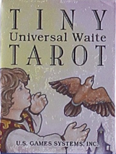 Universal Waite Tarot Games Systems