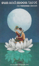 Load image into Gallery viewer, Sun Moon Tarot Vanessa Decort