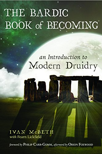 Bardic Book Becoming Introduction Druidry