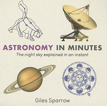 Load image into Gallery viewer, Astronomy Minutes Giles Sparrow
