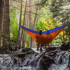 Single Wide Hammock Grizzly Peak Moss Mud