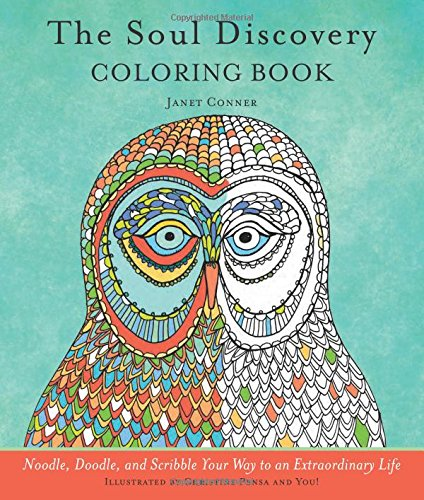 Soul Discovery Coloring Book Extraordinary