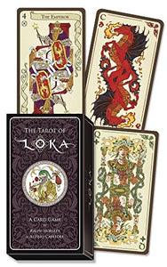 Tarot Loka Card Game