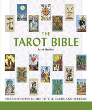 Load image into Gallery viewer, Tarot Bible Definitive Spreads Spirit