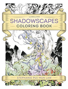 Llewellyns Shadowscapes Coloring Stephanie Pui Mun