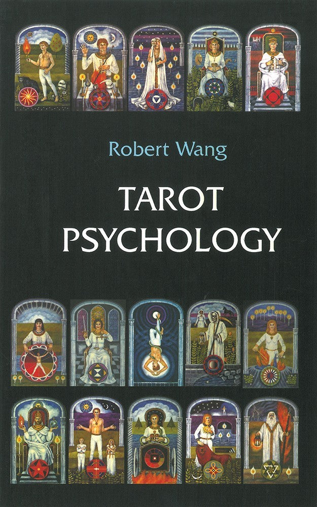 Tarot Psychology Book