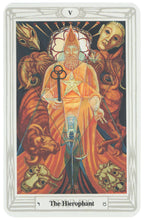 Load image into Gallery viewer, Crowley Thoth Tarot Deck Small