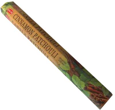 Cinnamon Patchouli HEM Incense Stick 20 pack
